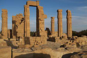 De tempels van Soleb en Sedeïnga